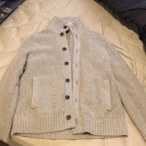 Banana Republic Men's Cardigan Sweater L